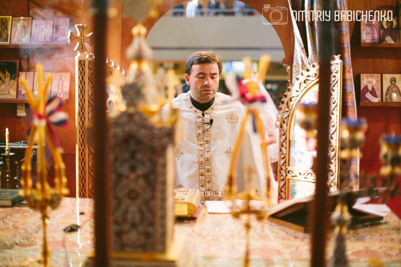 Heather & Christopher Wedding | Holy Trinity Serbian Orthodox Church, South Hills
