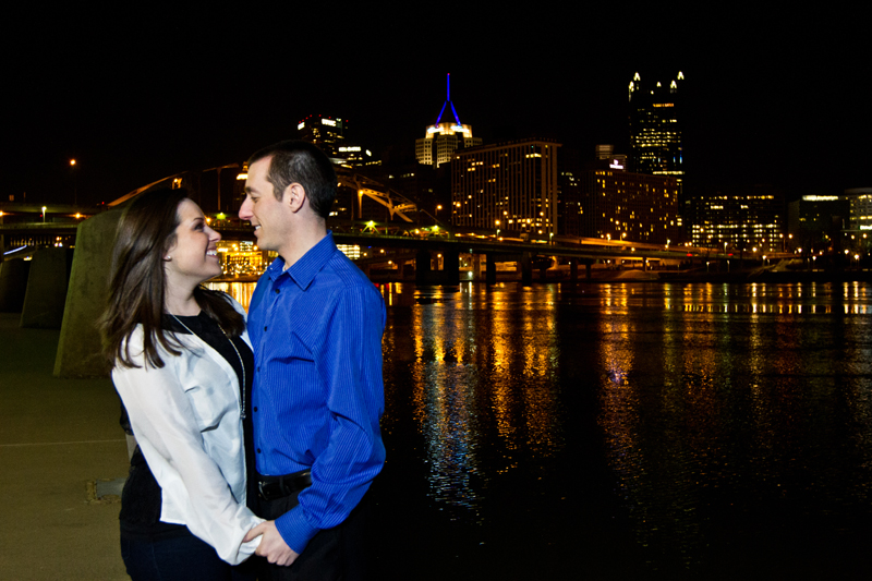 Pamela and Andrew Engagement | Dmitriy Babichenko, Pittsburgh Wedding and Engagement Photographer