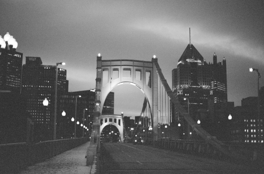 Pittsburgh North Side | Dmitriy Babichenko Photography