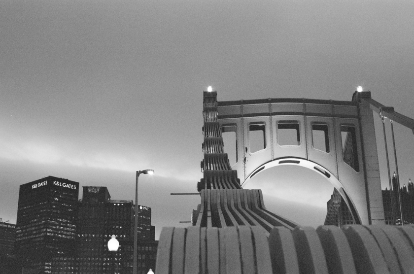 Pittsburgh North Side | Dmitriy Babichenko Photography