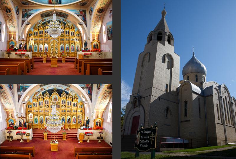 Russian Orthodox Church | Dmitriy Babichenko, Pittsburgh Wedding Photographer