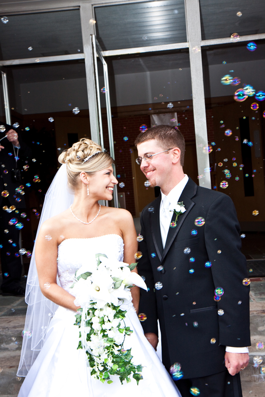 Jessica`s and Ken`s Wedding Photographs