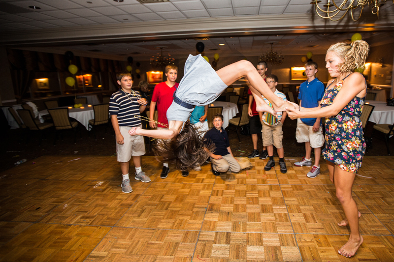 Eric's and Phillip's Bar Mitzvah | Dmitriy Babichenko, Pittsburgh Photographer