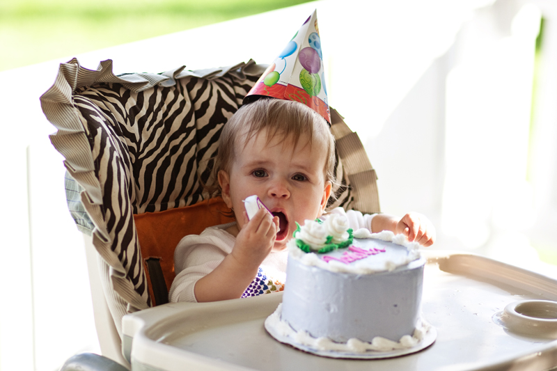 Daniella`s first birthday photography