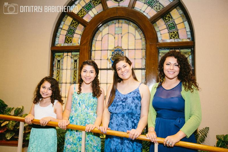 Melanie's Bat Mitzvah | Temple Beth El | Children's Museum of Pittsburgh | Dmitriy Babichenko Photography
