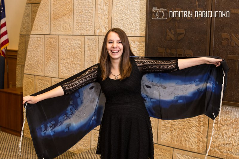 Abby's Bat Mitzvah   Dmitriy Babichenko, Pittsburgh photographer