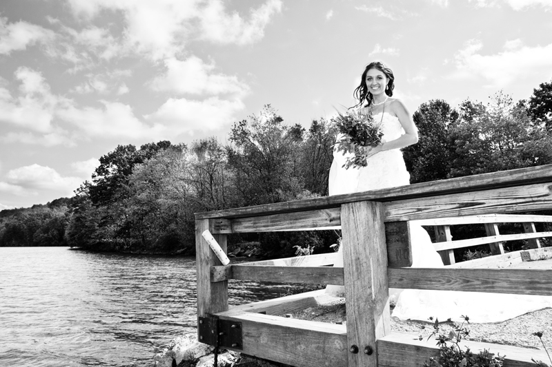 Michelle`s and Mike`s Trash The Dress Photosession