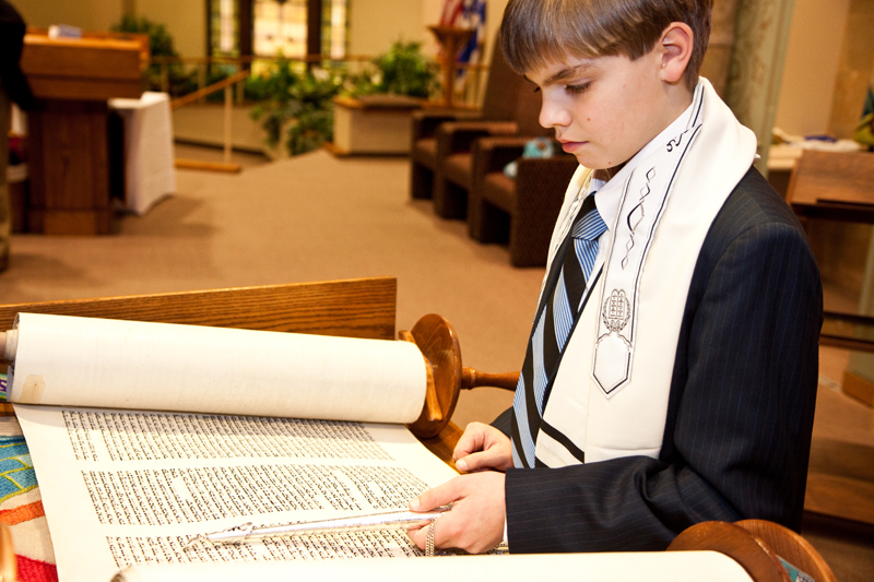 Zach`s Bar Mitzvah Photography