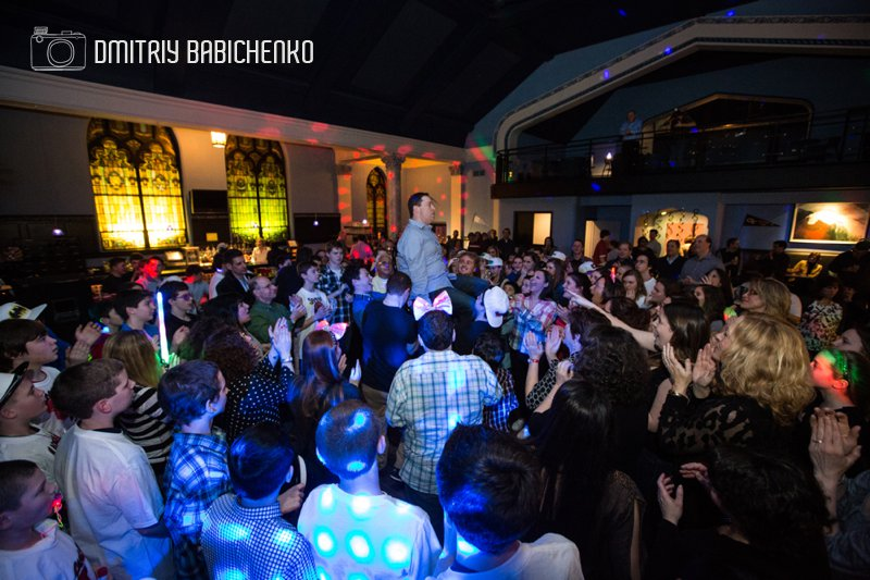 Jason's Bar Mitzvah   Dmitriy Babichenko Photography
