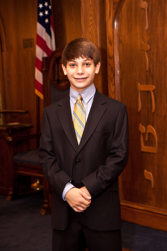 Ian`s Bar Mitzvah Photographs