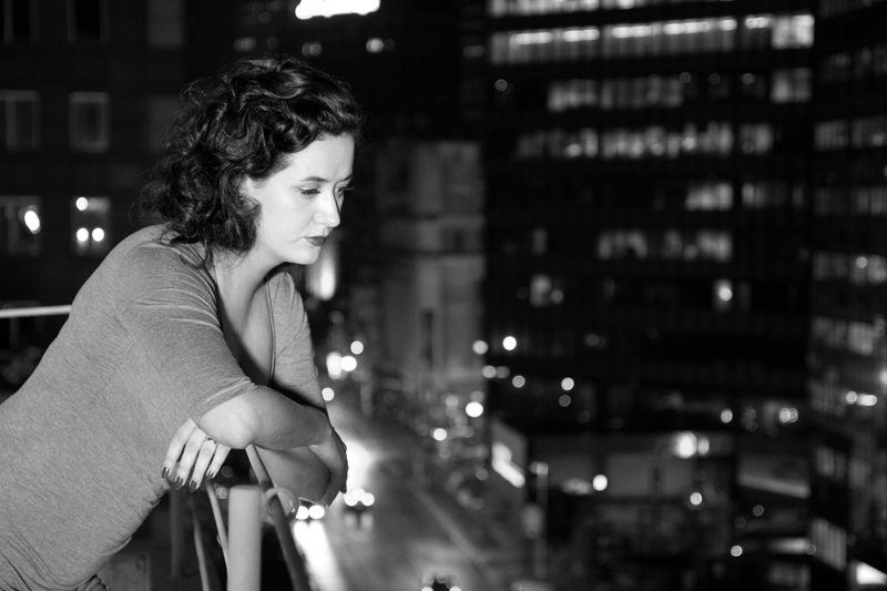 Rooftop photoshoot with Julia | Dmitriy Babichenko, Pittsburgh photographer