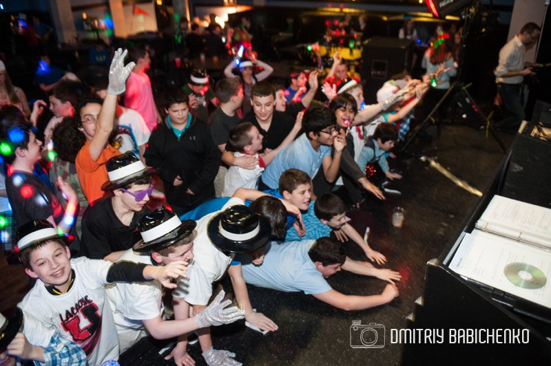 Jason's Bar Mitzvah | Dmitriy Babichenko Photography