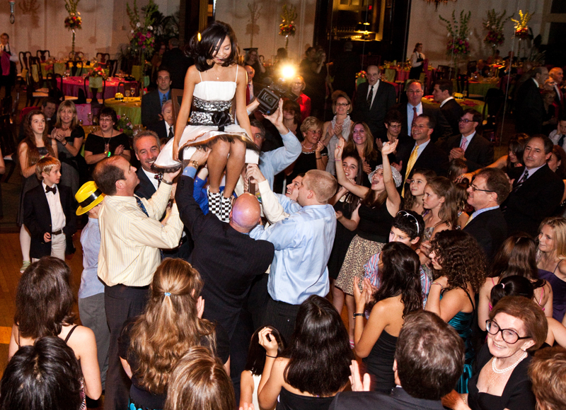 Addie Bat Mitzvah Photography