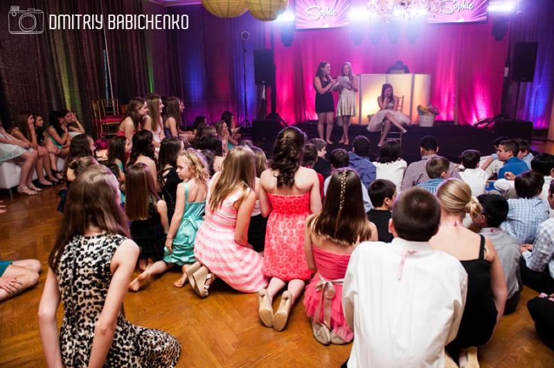 Sophie's Bat Mitzvah | Temple Adat Shalom | Pittsburgh Field Club | Dmitriy Babichenko Photography