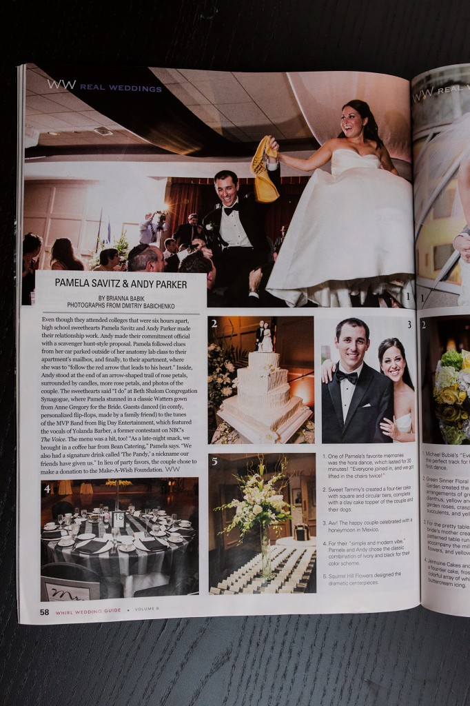Whirl Magazine | Real Weddings | Dmitriy Babichenko Photography