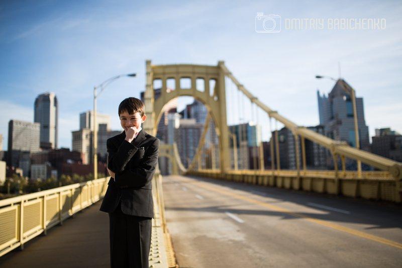 Austen's Bat Mitzvah | Andy Warhal Museum | Dmitriy Babichenko - Pittsburgh Photographer