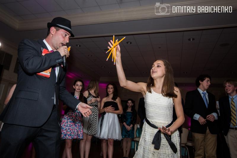 Julianna's Bat Mitzvah | PIttsburgh Field Club | Dmitriy Babichenko Photography